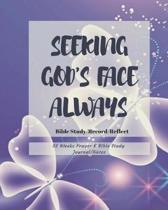 Seeking God's Face Always