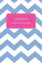 Trista's Pocket Posh Journal, Chevron