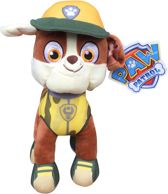 Pop pluche Paw Patrol Jungle Rubble 27 cm