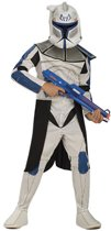 Star Wars - Clone Trooper Captain Rex - Kostuum - Maat 134/146