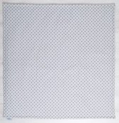 Speelkleed - Speelmat - Speeltapijt - Play Mat - Little Grey Stars - 110cmx110cm - Handgemaakt