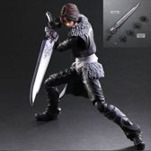Final Fantasy Dissidia - Play Arts Kai Squall Leonheart