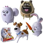 Walking Talking Pets Secret Life Of Pets