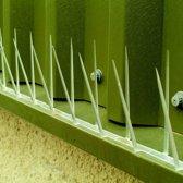Afweerpinnen vogels transparant - 200 cm