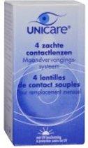 Unicare maandlenzen -5,75 - 8 pack - 8 stuks - contactlenzen - maand lenzen - voordeelverpakking