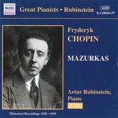 Rubinstein-Chopin: Mazurkas