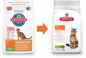 Hill's Science Plan Optimal Care - Konijn - Kattenvoer - 2 kg