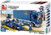 Formule car F1 Vrachtwagen M38-B0357