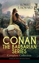 CONAN THE BARBARIAN SERIES – Complete Collection (Fantasy & Action-Adventure Classics)