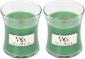 WoodWick® Mini Candle Windowsill herbs 2 stuks
