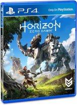 Horizon Zero Dawn - PS4 - EN/FR/PT/AR Bundle Cover. Afspeelbaar in het Engels (NL ondertiteling)