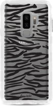 Casetastic Hard Case Samsung Galaxy S9 Plus - Zebra