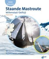 Anwb Wateratlas / Staande Mastroute / Druk Heruitgave