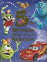 PIXAR 5 MIN STORIES