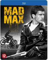 Mad Max (Blu-ray) (Limited Edition) (Steelbook)