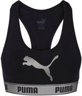 Puma Bralette Puma logo zwart racer back-M