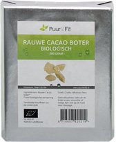 Cacao boter, biologisch (500g - Puur&Fit)