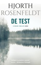 Boekomslag van 'De test'