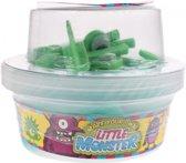 Toi-toys Monster Box Klei Groen 9-delig