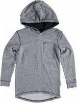 Garcia long fit sweater hoodie Maat - 128/134