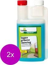Luxan Algendood - Algen- Mosbestrijding - 2 x 500 ml