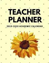 Teacher Planner 2019-2020 Academic Calendar
