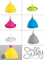 RANEX 6000.577 SILLY HANGLAMP SILICONEN WIT