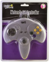 Under Control Nintendo 64 Wired Controller