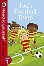Jon's Football Team - Read it yourself with Ladybird: Level