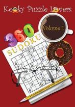 Sudoku Puzzle Book, Volume 1