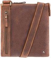 Visconti Hunter leather Taylor Messenger bag - 16111tn