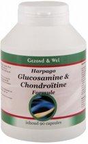 G&W Harpago Glucosamine Chondroïtine Formule 90caps