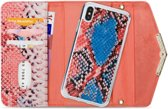 Mobilize Velvet Clutch for Apple iPhone X/Xs Coral Snake