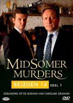 Midsomer Murders - Seizoen 14 (Deel 1)