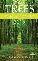 Trees Weekly Planner 2015