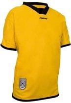 Avento Sportshirt Korte Mouw Junior Geel Maat 152/164