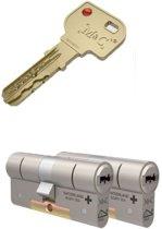 Cilinderslot - M&C Condor SKG*** 2 cilinders met 5 sleutels
