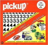 Pick-Up Boekje Plakcijfers Helvetia - Wit/Mat - 20 mm