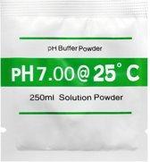 PH Bufferpoeder pH7.00 - 10 stuks -PH ijkvloeistof voor pH meter