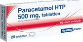 Paracetamol 500mg - 5 doosjes a 20 tabletten