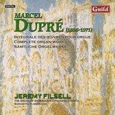 Dupre: Complete Organ Works Vol 3 / Jeremy Filsell