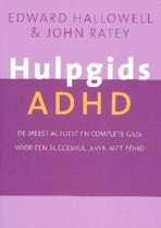 Boekomslag van 'Hulpgids ADHD'