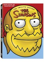 The Simpsons - Seizoen 12 (Limited Edition Head-Box)