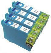 Epson T1632 Cyaan XL Fourpack (C13T16324010) 4x 15 ml Cartridge