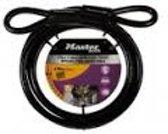 Masterlock kabel 15mm lengte 4.5 meter
