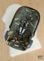 Bliss - Maxi Cosi Hoes voor Cabriofix Pebble Citi - Camouflage