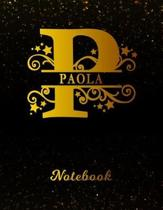 Paola Notebook