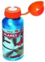 Disney Bidon Planes 400 Ml Blauw/oranje