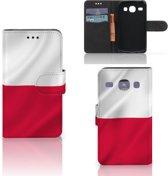 Bookstyle Case Samsung Galaxy Core i8260 Polen