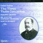 The Romantic Violin Concerto Vol 1 - Saint-Saens / Graffin
